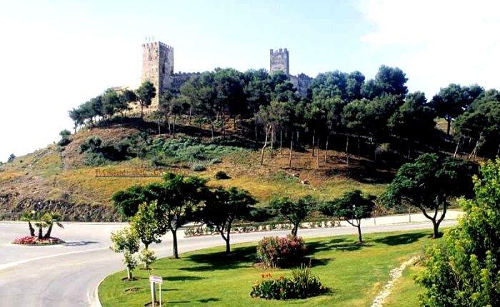 castillo medieval fuengirola